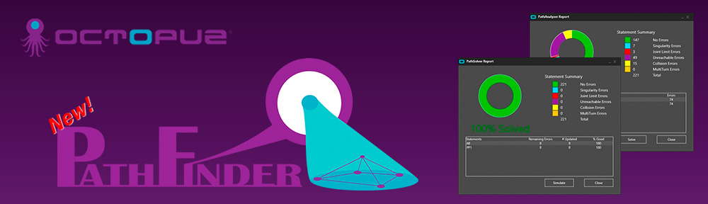 OCTOPUZ PathFinder